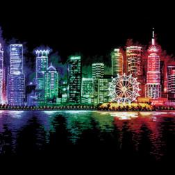 Ночной город сделай своими руками отзывы